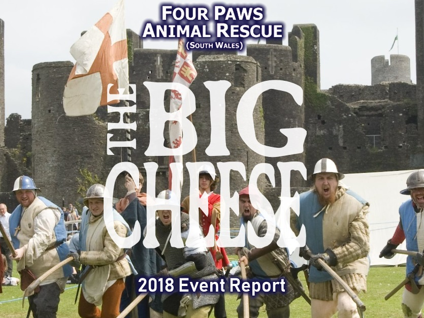 Caerphilly Big Cheese 2018